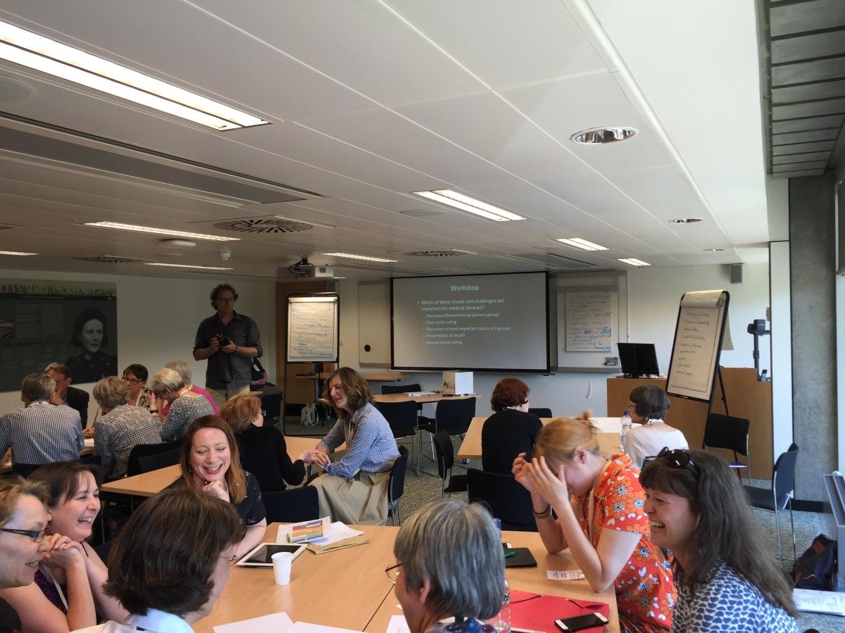 Trend und Herausforderung für Bibliotheken: StrategicThinking
